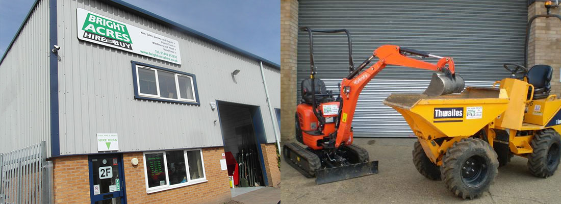 Bright Acres Tool Hire